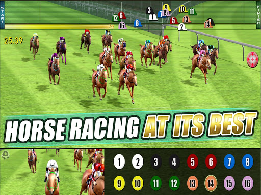 iHorse: The Horse Racing Arcade Game Varies with device screenshots 1