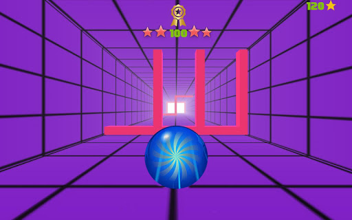 Rolling Ball Rush:Flip Ball Game apklade screenshots 2