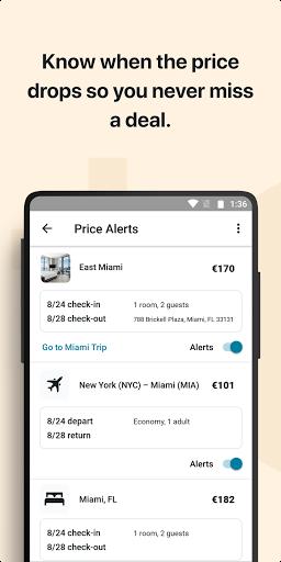 KAYAK - Flights, Hotels & Car Rental apktram screenshots 8