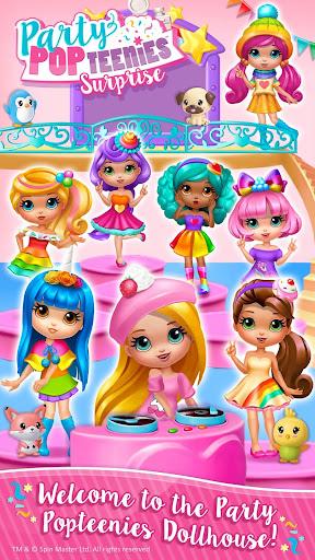 Party Popteenies Surprise - Rainbow Pop Fiesta 3.0.30008 screenshots 5