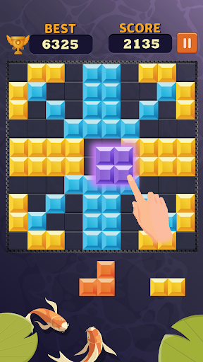 Block Puzzle Blossom 1010 - Classic Puzzle Game 1.5.2 screenshots 6