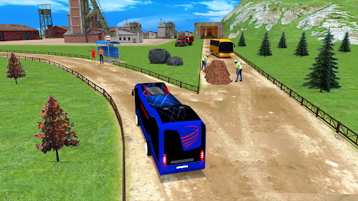 Offroad Bus Simulator 3d u2013 Mountain New Games 2021 20 screenshots 2