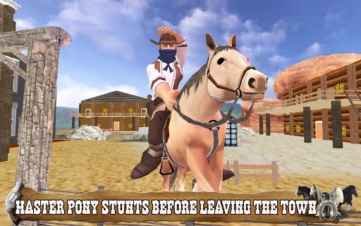 Cowboy Horse Riding Simulation screenshots 2