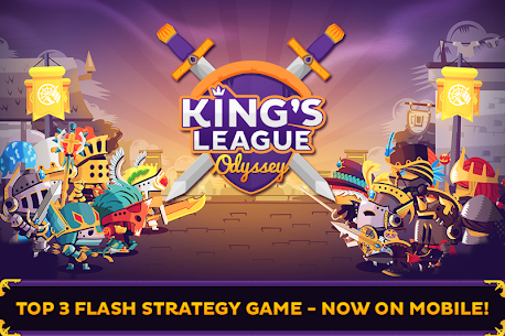 King's League: Odyssey MOD (Unlimited Gold Coins) 1