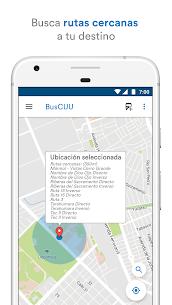 BusCUU 1.4.1.8 Unlocked MOD APK Android 2