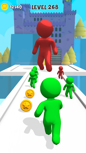 Join Color Clash 3D - Giant Run Race Rush 3D Games 0.6 screenshots 4