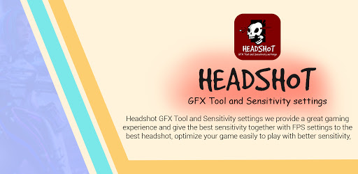 Headshot GFX Tool and Sensitivity settings Guide APK 0