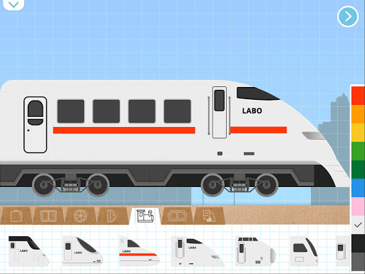 Labo Brick Train Build Game 4 Kids, Toodlers, Baby 1.7.346 Screenshots 21