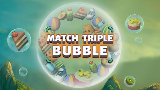 Match Triple Bubble - Match 3D & Master Puzzle  screenshots 16