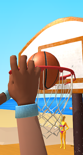 Dribble Hoops Apkfinish screenshots 16
