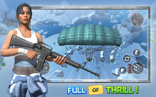 Rules Of Battle Royale - Free Games Fire  screenshots 1