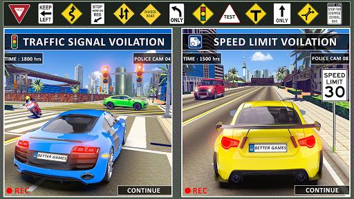 City Driving School Simulator: 3D Car Parking 2019 apkslow screenshots 5