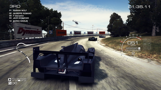 GRIDu2122 Autosport - Online Multiplayer Test 1.7.2RC1-android Screenshots 2