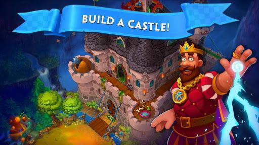 Broyalty u2013 Medieval Kingdom Wars, RPG War Strategy  screenshots 1