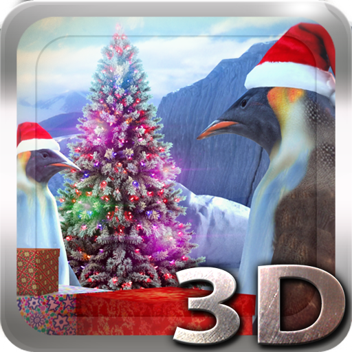 Christmas Edition: Penguins 3D For PC Windows (7, 8, 10 and 10x) & Mac Computer