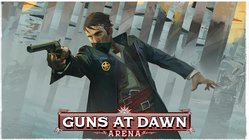 Guns at Dawn: Shooter Arena Online 1.01 screenshots 6