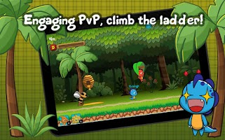 Prehistoric Dash: Itto's Adventure