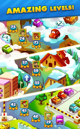 Traffic Puzzle - Car Puzzle Game 1.53.2.305 screenshots 18