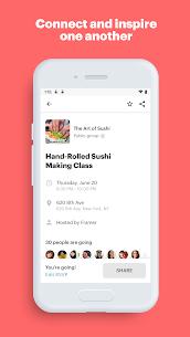 Meetup: Find events near you Mod 4.35.8 Apk [Unlocked] 3