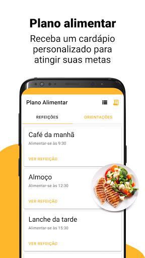 Smart Fit Nutri - Dietas com nutricionistas online screenshots 3