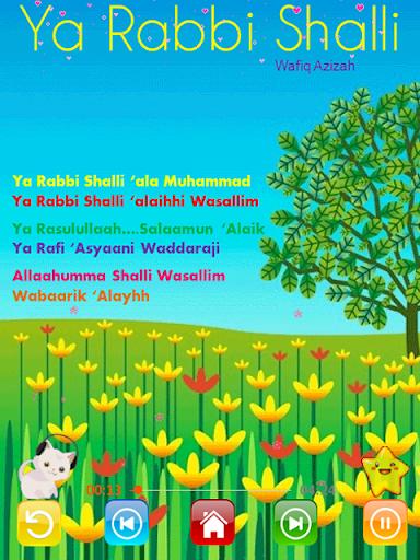 Lagu Anak Muslim & Sholawat Nabi 2.0.7 screenshots 3