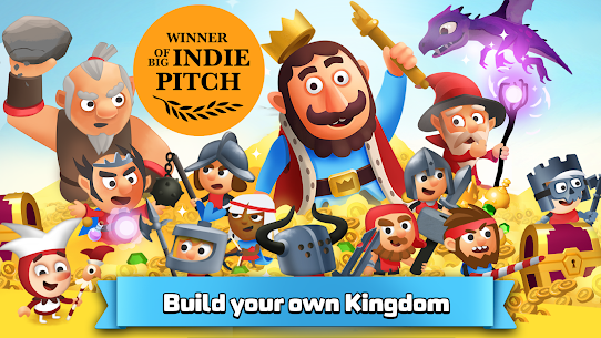 Idle King – Medieval Clicker Mod Apk 1.0.24 (Unlimited Money) 13