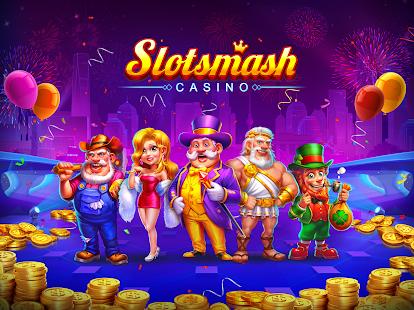 Slotsmashu2122 - Casino Slots Games Free 3.38 Screenshots 16