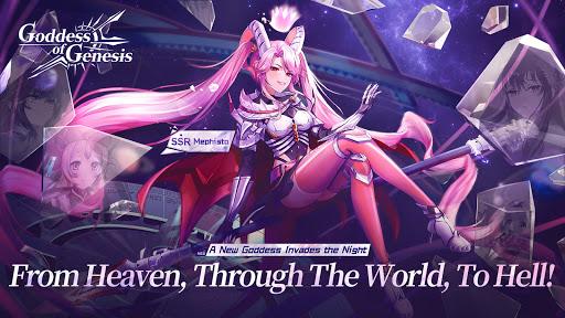 Goddess of Genesis S screenshots 1