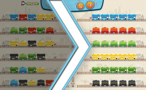 Train Mix - challenging puzzle 1.0 screenshots 3