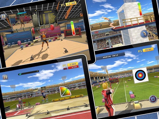 Athletics2: Summer Sports Free 1.9.3 Screenshots 8