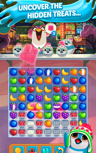 Juice Jam - Puzzle Game & Free Match 3 Games Apkfinish screenshots 4