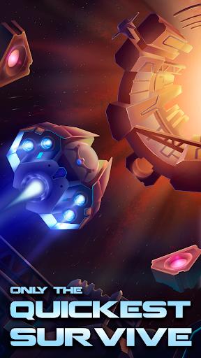 Jump Drive - One Tap Space Arcade  screenshots 1