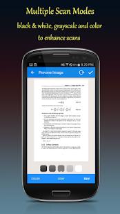 Fast Scanner : Free PDF Scan 4.5.4 Screenshots 3