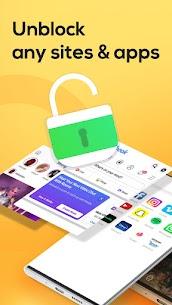 Download Yoga VPN Mod Apk 5.1.156-Unlimited Points & Secure Proxy 4