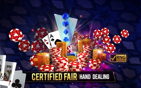 Zynga Poker – Free Texas Holdem Online Card Games Mod 22.08 Apk [Unlimited Chips] 5