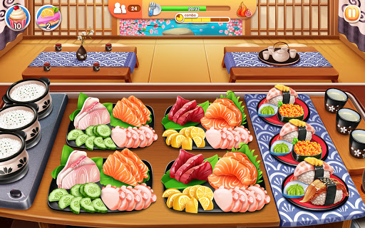 My Cooking - Restaurant Food Cooking Games modavailable screenshots 13