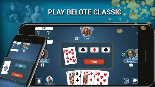 Belote Coinche Multiplayer 2.3.5 1
