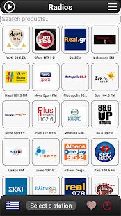 Greece Radio FM