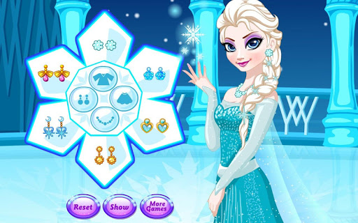 Ice Queen Beauty Salon 1.0.1 screenshots 11