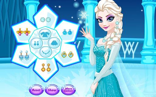 Ice Queen Beauty Salon 1.0.1 screenshots 11