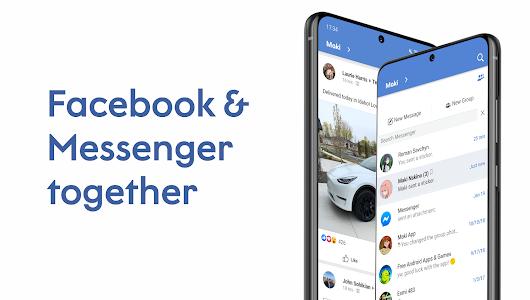 Maki Plus: Facebook & Messenger in 1 ads-free app 4.8.9 Marigold b336 (Paid) (Mod)