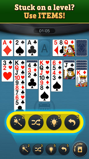 World of Solitaire: Klondike screenshots 4