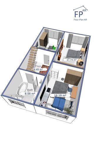 Floor Plan AR   Room Measurement 12.7 Screenshots 18