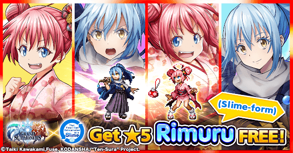 Grand Summoners – Anime Action RPG 2