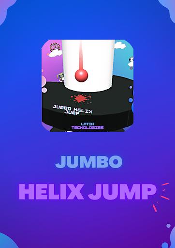 Jumbo Helix Jump apkpoly screenshots 17