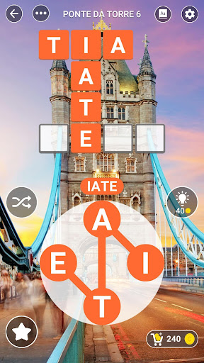 Cidade das Palavras: Palavras Conectadas  Screenshots 12