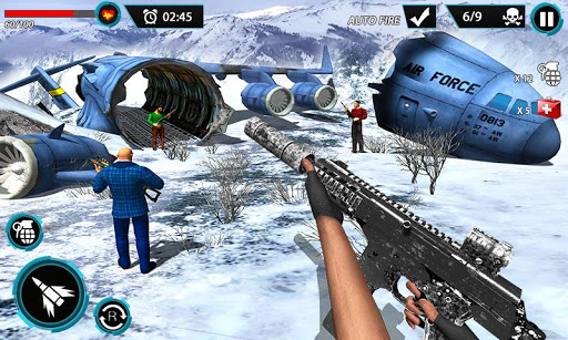FPS Terrorist Secret Mission: Shooting Games 2020 2.1 screenshots 21