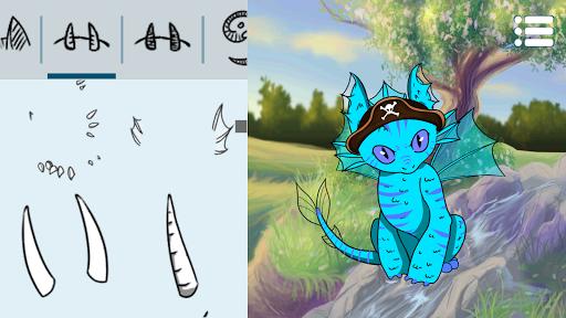 Avatar Maker: Dragons apktram screenshots 22
