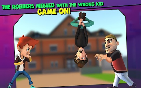 Scary Robber Home Clash Apk Mod + OBB/Data for Android. 9