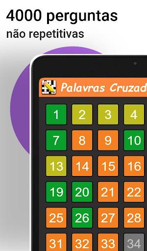 Palavras Cruzadas em Portuguu00eas (gratis)  screenshots 4